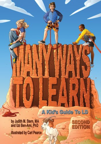 9781433807398: Many Ways to Learn: A Kid's Guide to LD