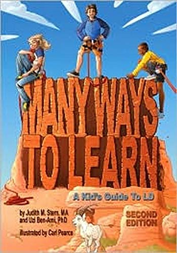 9781433807404: Many Ways to Learn: A Kid's Guide to LD