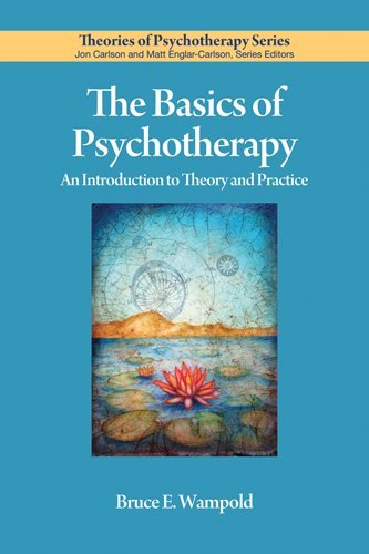 The Basics of Psychotherapy: An Introduction to Theory and Practice: Wampold, Bruce E.