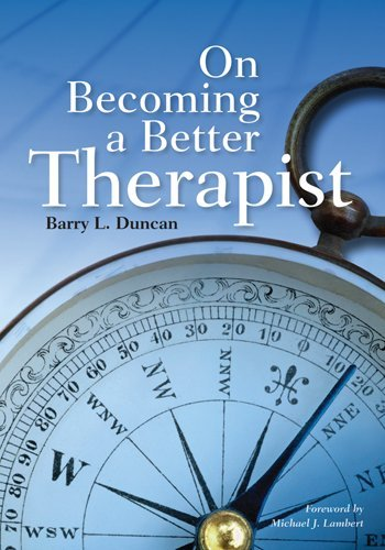 9781433807572: On Becoming a Better Therapist