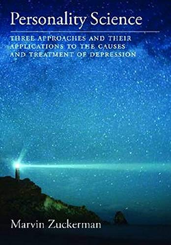 9781433808937: Personality Science: Three Approaches and Their Applications to the Causes and Treatment of Depression