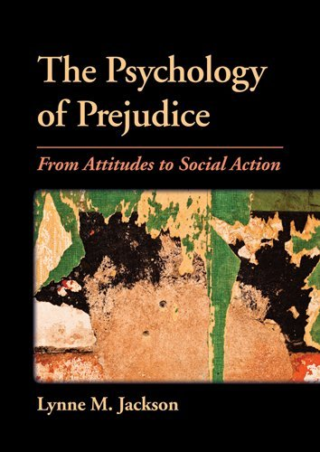prejudice is an attitude Prejudice is an unfavourable or negative attitude towards a group of people, based on insuffi cient or incorrect information about the group to whom it is directed note.