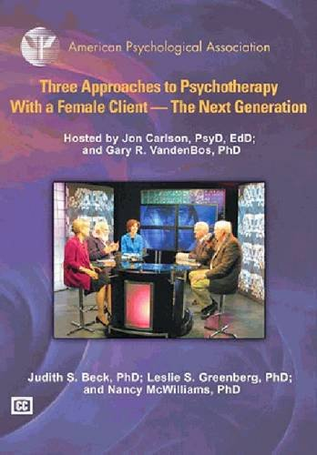 Three Approaches to Psychotherapy with a Female: Judith S. Beck,