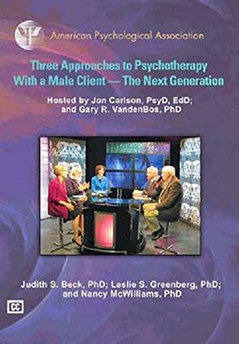 Three Approaches to Psychotherapy with a Male: Judith S. Beck,