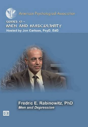 Men and Depression: Fredric E. Rabinowitz