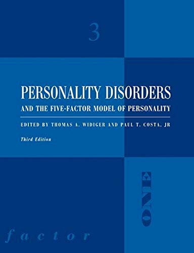 9781433811661: Personality Disorders and the Five-Factor Model of Personality
