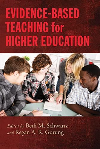 9781433811722: Evidence-Based Teaching for Higher Education