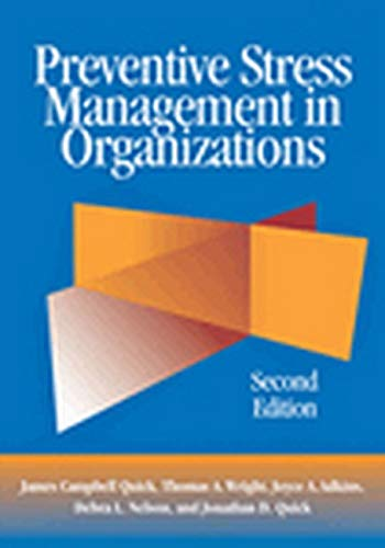 Preventive Stress Management in Organizations
