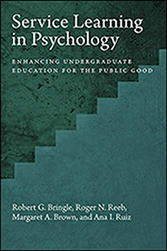 9781433820793: Service Learning in Psychology: Enhancing Undergraduate Education for the Public Good