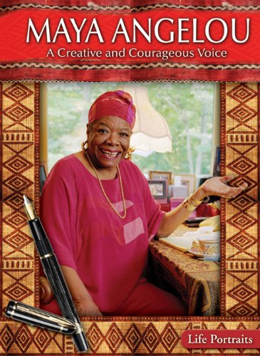 9781433900570: Maya Angelou: A Creative and Courageous Voice (Life Portraits)
