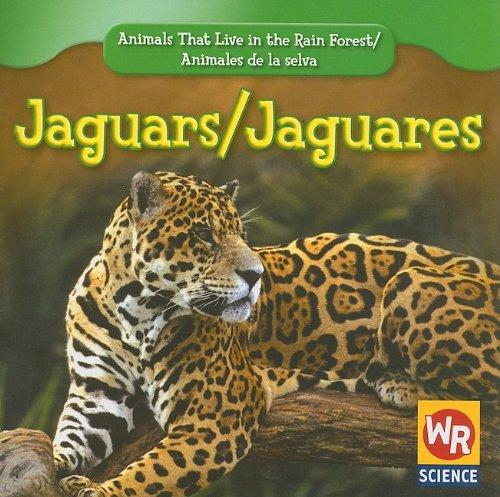 9781433901126: Jaguars/ Jaguares (Animals That Live in the Rain Forest/ Animales De La Selva) (English and Spanish Edition)