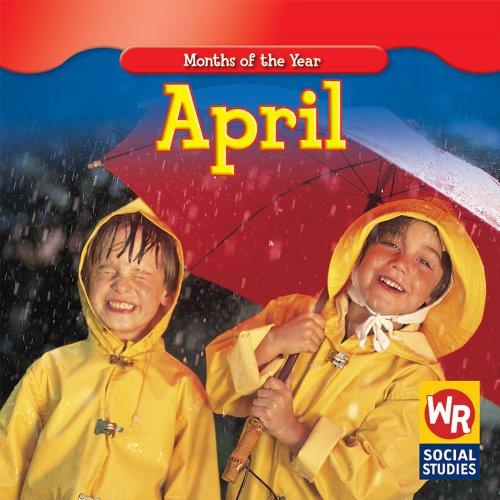 9781433919206: April (Months of the Year (Library))