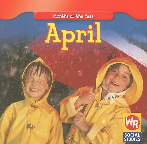9781433920974: April (Months of the Year (Weekly Reader))
