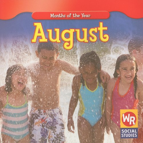 9781433921018: August (Months of the Year)