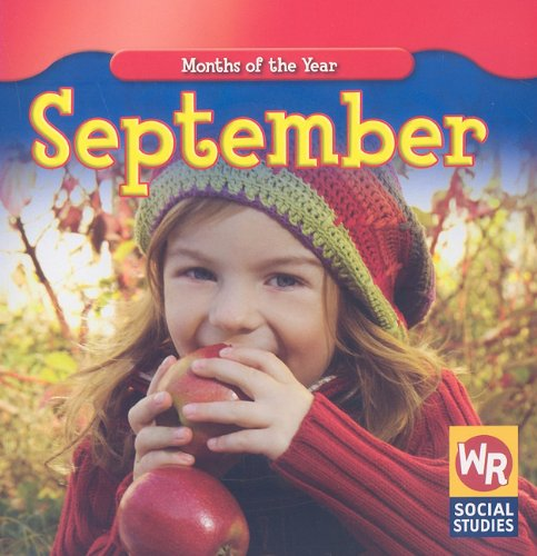9781433921025: September (Months of the Year (Weekly Reader))