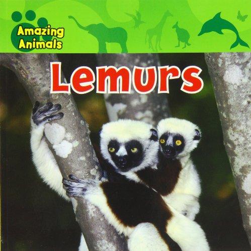 9781433921247: Lemurs (Amazing Animals)