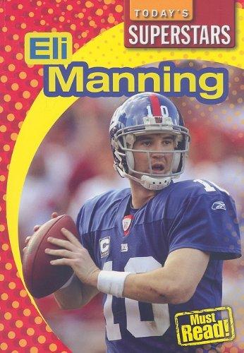 Eli Manning (Today's Superstars (Paper)): Mark Stewart