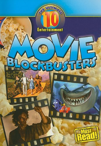 9781433922114: Movie Blockbusters (The Ultimate 10: Entertainment)