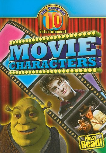 9781433922121: Movie Characters (Ultimate 10 (Paperback))