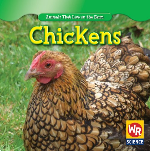 9781433923951: Chickens (Animals That Live on the Farm)