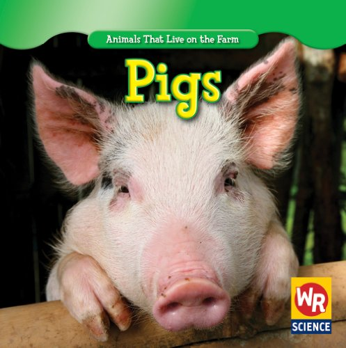 9781433923999: Pigs (Animals That Live on the Farm)