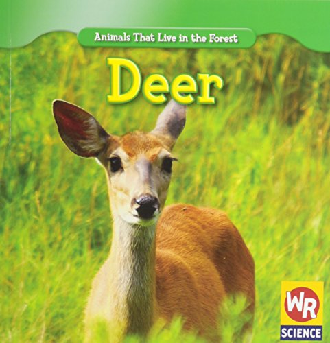 9781433924798: Deer (Animals That Live in the Forest)