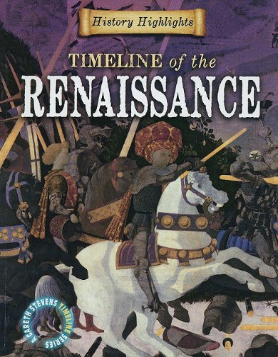 9781433934872: Timeline of the Renaissance (History Highlights)