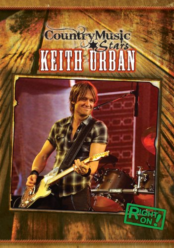 9781433936050: Keith Urban (Country Music Stars)