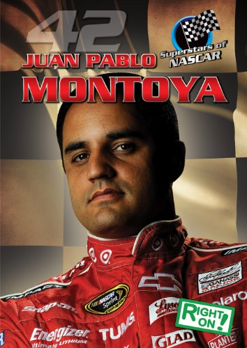9781433939600: Juan Pablo Montoya (Superstars of NASCAR)