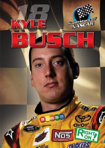 9781433939631: Kyle Busch (Superstars of NASCAR)