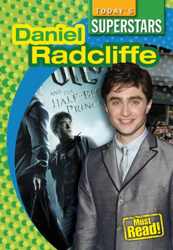 Daniel Radcliffe (Today's Superstars. Second Series): Linde, Barbara M.