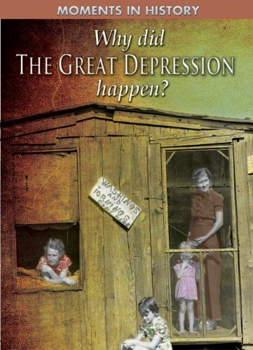 Why Did the Great Depression Happen?: Grant, Reg
