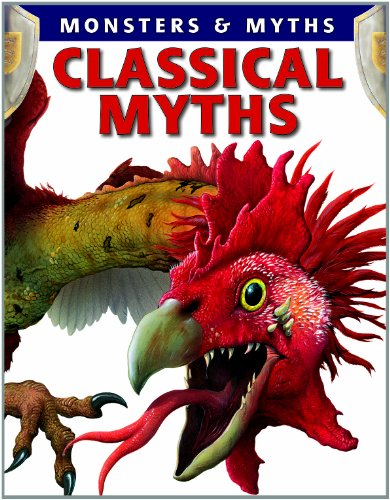 9781433949951: Classical Myths (Monsters & Myths)