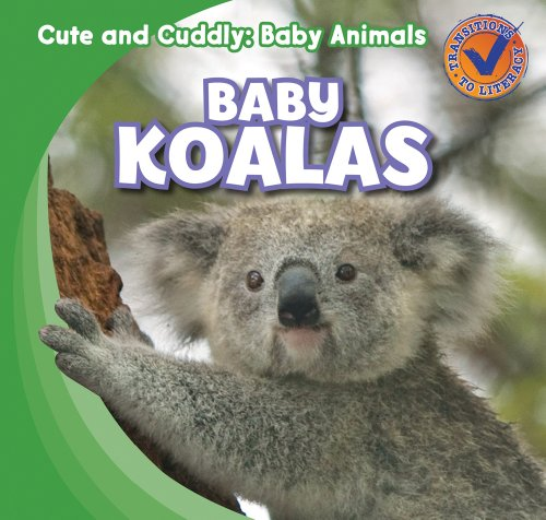 9781433955266: Baby Koalas (Cute and Cuddly: Baby Animals)