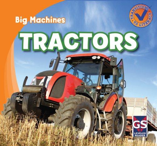 9781433955723: Tractors (Big Machines)