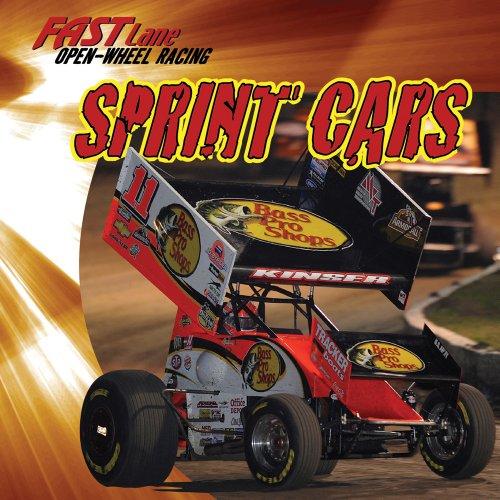 9781433957680: Sprint Cars (Fast Lane: Open-wheel Racing)