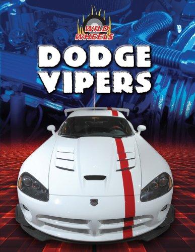 9781433958243: Dodge Vipers (Wild Wheels)