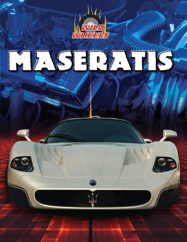 9781433958342: Maseratis (Wild Wheels)