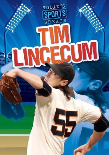 9781433958809: Tim Lincecum (Today's Sports Greats)
