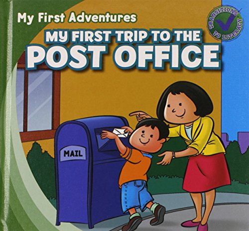 9781433962530: My First Trip to the Post Office (My First Adventures (Hardcover))