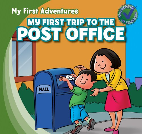 9781433962554: My First Trip to the Post Office (My First Adventures)