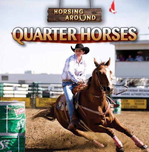 9781433964701: Quarter Horses (Horsing Around)