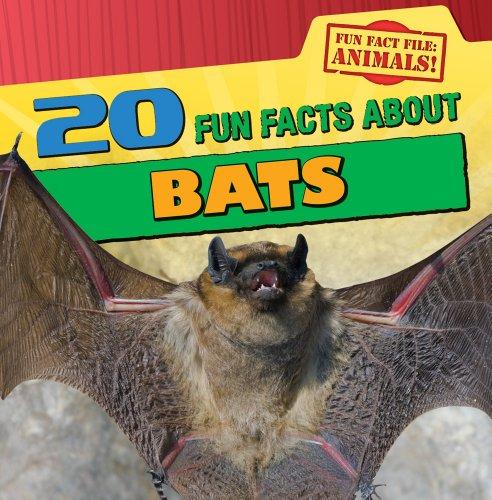 9781433965074: 20 Fun Facts about Bats (Fun Fact File (Paperback))