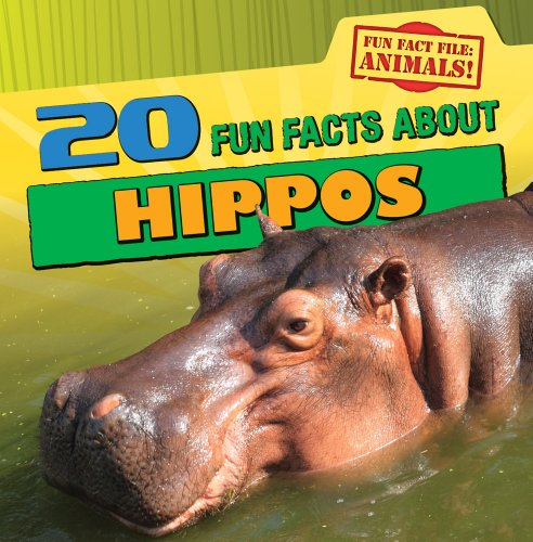 9781433965173: 20 Fun Facts about Hippos (Fun Fact File (Library))