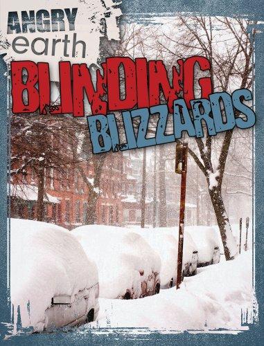 Blinding Blizzards (Hardback): Michael Portman