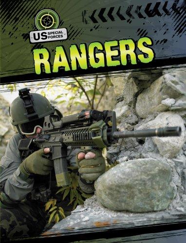 Rangers (Us Special Forces): Harasymiw, Mark A.