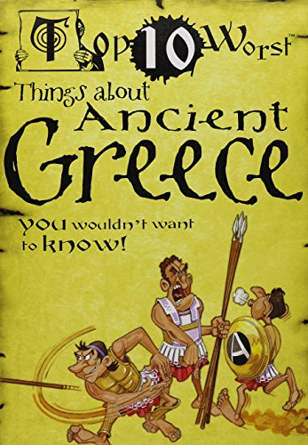 Things about Ancient Greece: You Wouldn't Want to Know! (Top 10 Worst): England, Victoria