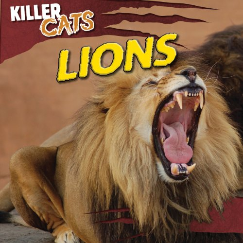 Lions (Killer Cats (Gareth Stevens)): Shea, Therese M.