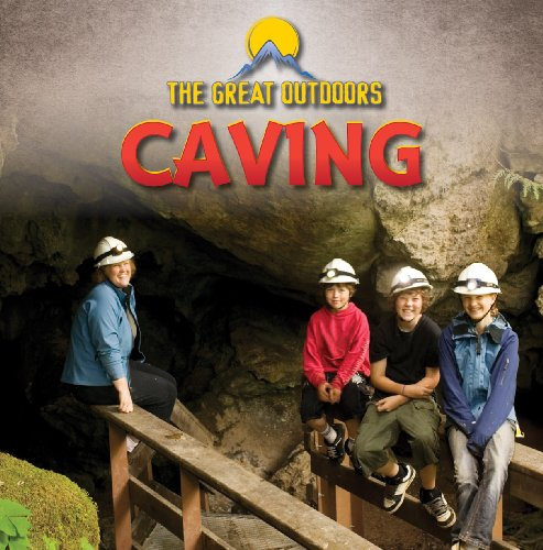 9781433970917: Caving (Great Outdoors)