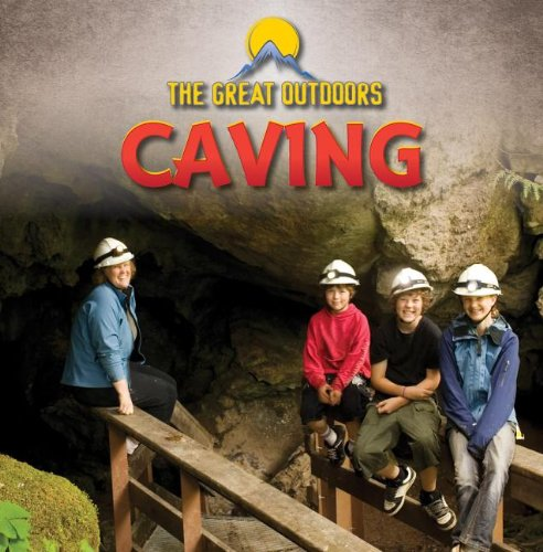 9781433970924: Caving (Great Outdoors (Gareth Stevens))